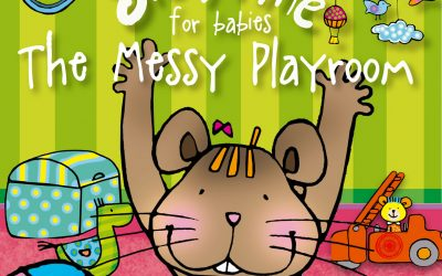 "Storytime for Babies ""The Messy Playroom"" en el caracol"