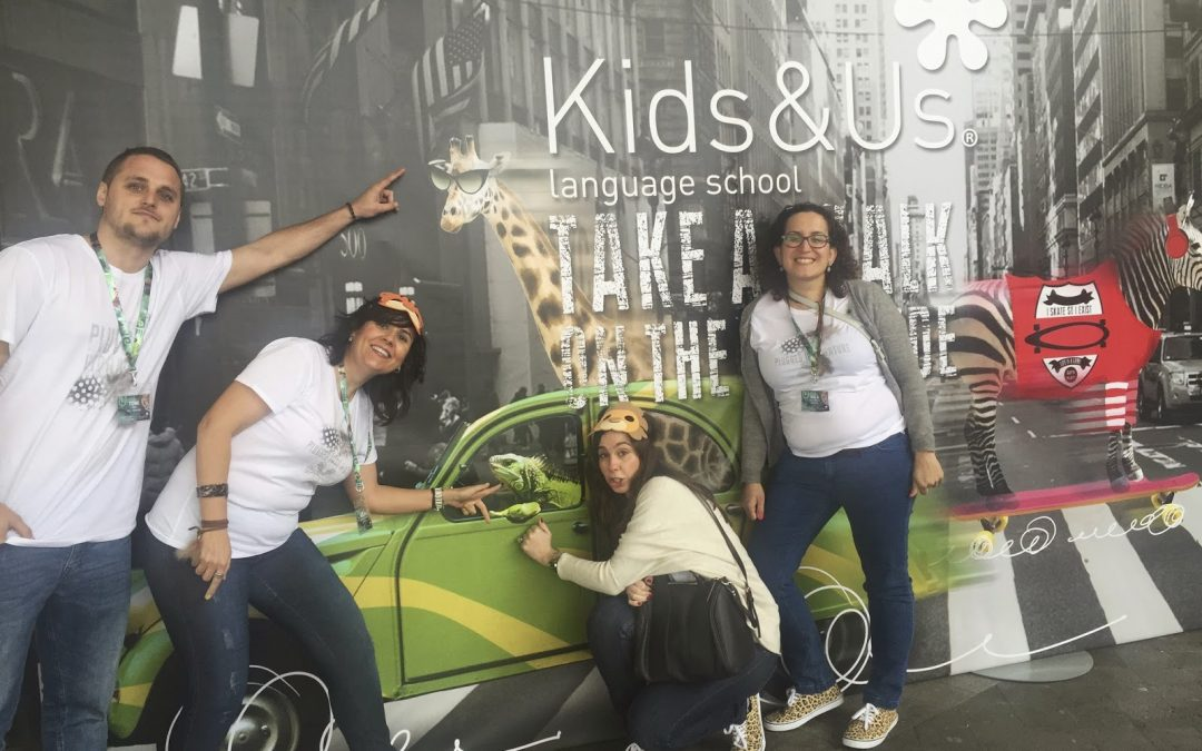 Kids&Us Convention 2015