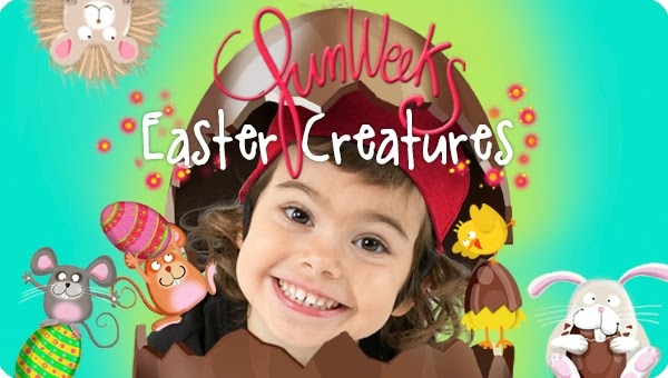 Easter Creatures Fun Week 2015